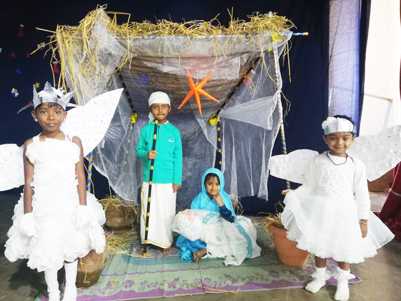 Christmas and Pongal Celebration
